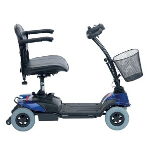 Boot scooter - ST1 travel mobility scooter