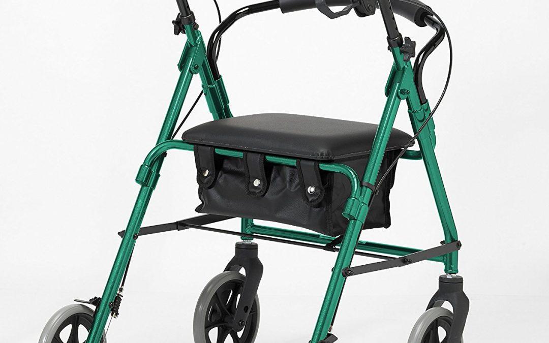 Best Rollator Walkers for Seniors 2020