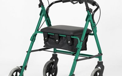 Best Rollator Walkers for Seniors 2019