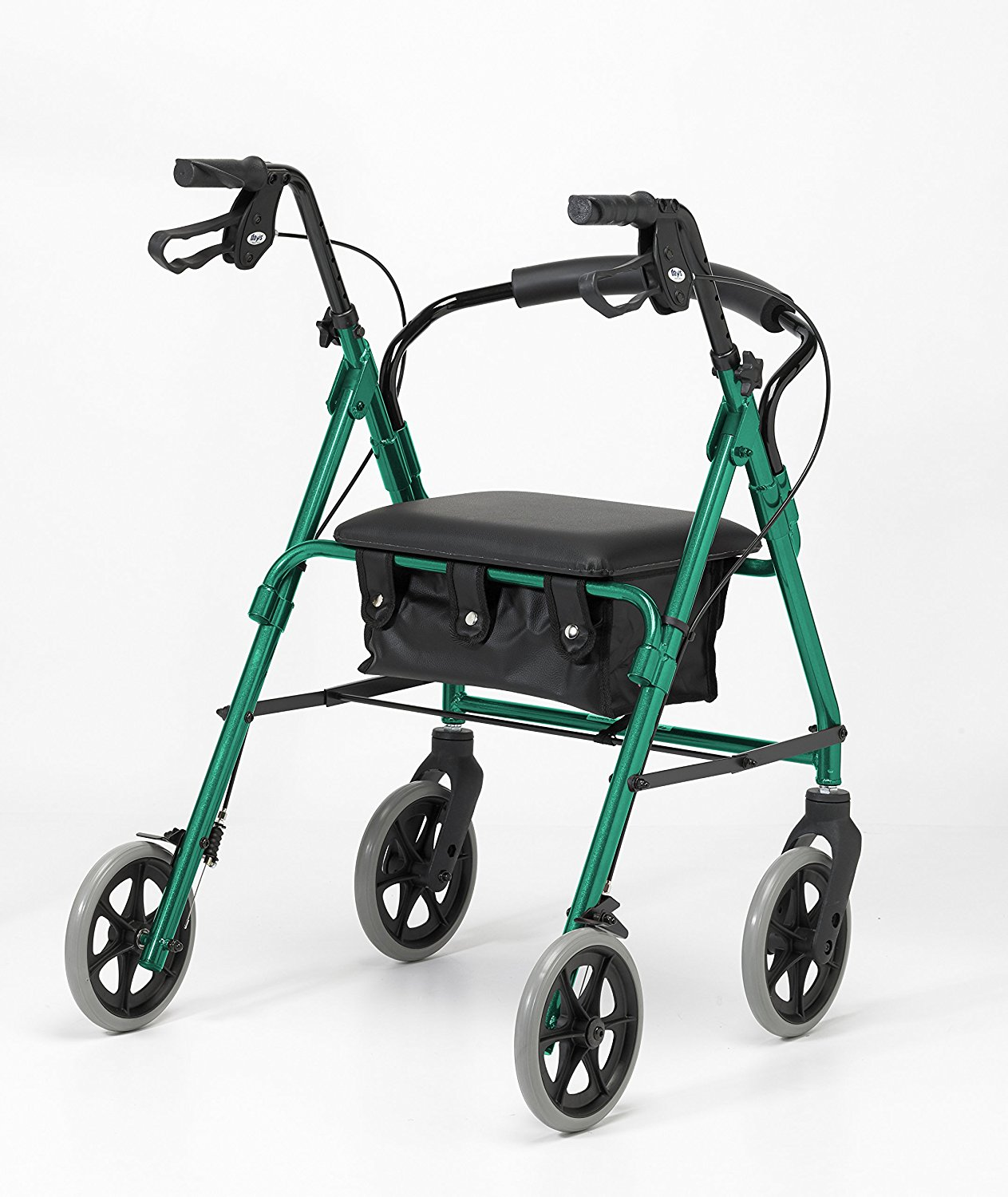 Best Rollator Walkers for Seniors 2020