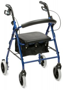 Drive DeVilbiss Healthcare R8 Rollator