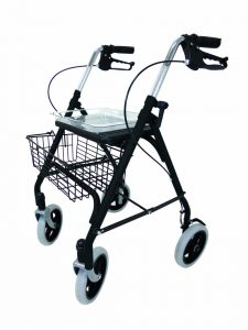 Folding Lightweight Rollator