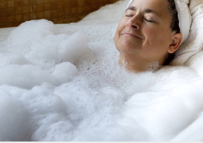 How to get older people to bathe