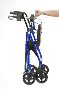 Lightweight Rollator for elderly people