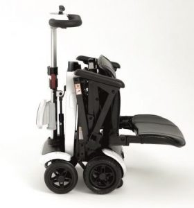 Travelling Fold Up Mobility Scooter