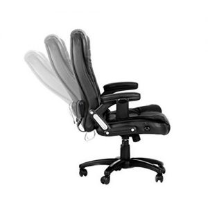 leather office style massage chair